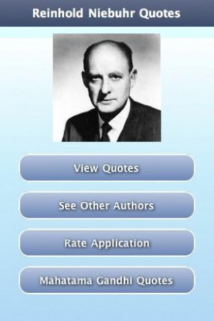 View bigger - Reinhold Niebuhr Quotes for Android screenshot