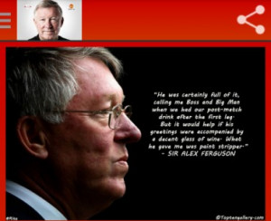 View bigger Alex Ferguson Quotes for Android screenshot