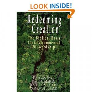 Environmental Bible Quotes