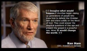 Ken Ham Quote