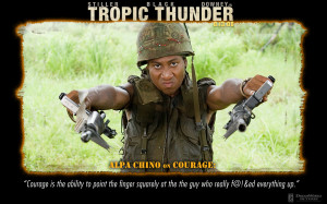 Tropic Thunder Wallpapers