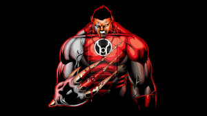 Red Lantern Hectorbarrientos
