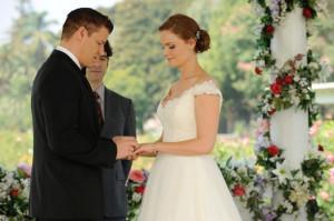 Bones: Spoilers & Photos From The Wedding Episode!