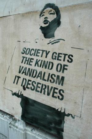 Political Illustrations, Graffiti and Street Art