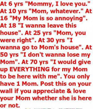 Love my mom so freaking much. Shes amazing