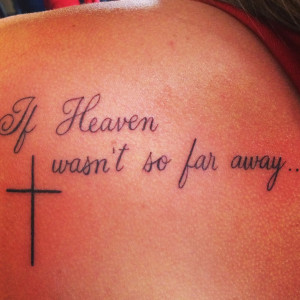 ... In memory of my bestfriends Levi and Christina and to my grandparents