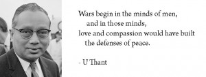 Thant Quotes