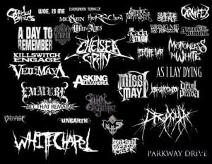 metal metalcore deathcore bands eargasm