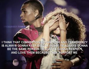 Chris Brown Quotes Supreme
