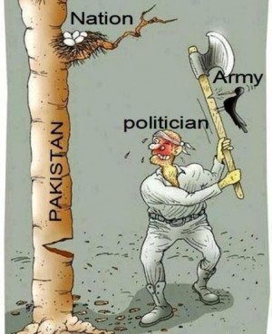 Condition-Of-Pakistani-Nation-By-Politician-army-funny-cartoon-picture