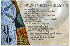 our wedding. We loved the words so beautiful. This was the only poem ...
