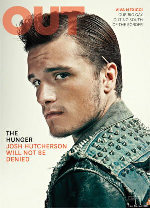 Click over to Out to read Hutcherson's full interview . Click here to ...