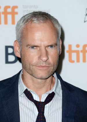 Martin McDonagh at event of Seven Psychopaths (2012)