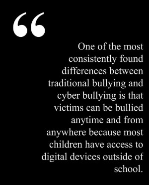Cyber Bullying Quotes From Victims Bullying Quotes From Victims