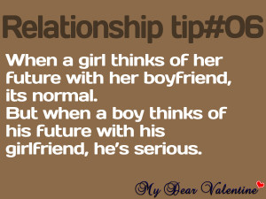 Boyfriend Quotes When Girl...
