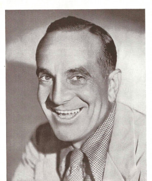 Details about AL JOLSON Original Vintage LINEN PREMIUM Photo 1936