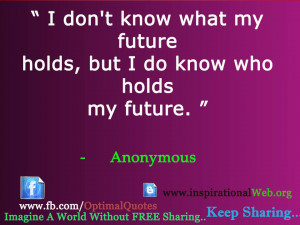 Famous Quotes by Anonymous