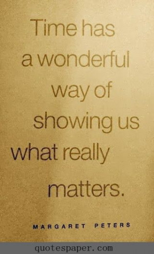 what really matters #Quotes