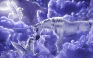 Magical Creatures Unicorns