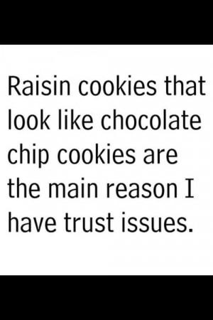 Trust issues !!!!! Lol