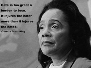Coretta Scott King Quotes Famous