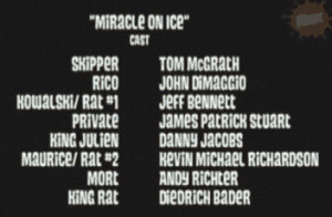 Miracle on Ice Cast