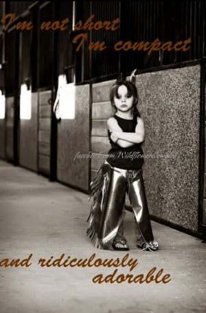 Little cowgirl. Cowgirl quotes and sayings. Cowgirl attitude ...