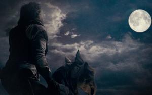 The Wolfman Movie Screenshots