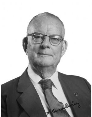 Edwards Deming y su aporte a la calidad