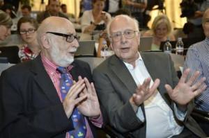 ... Francois Englert, Peter O'Tool, Holocaust Survivor, Win Nobel, Higgs