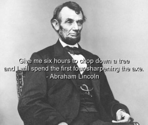 Abraham lincoln quotes sayings deep best thoughts famous