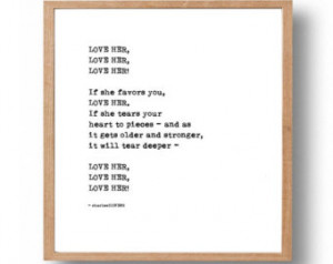 Literary Wall Art, Love Quote Print, Great Expectations, Book Quotes ...