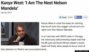 All Of The Times Kanye West Was Parodied In 2013