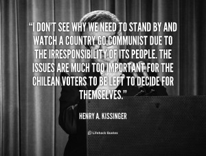 Henry A Kissinger