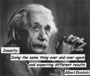 ... Middle School is not Insanity: Albert-Einstein-Insanity-Quote-300x253
