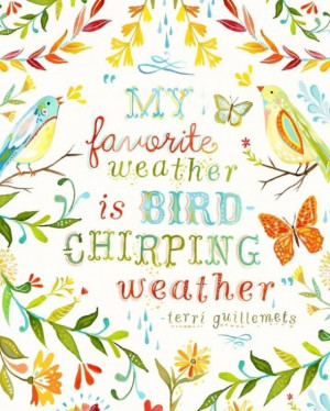 ... Illustrated Typographic Prints Of Inspiring Quotes & Cheerful Phrases