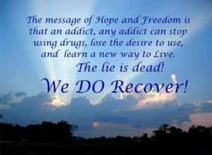 Narcotics Anonymous Links