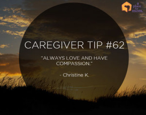 Caregivers Poems and Quotes