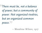 Woodrow Wilson Quotes On World War 1 Off world war i (1914)