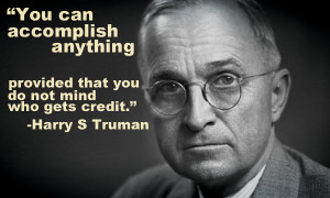This Harry S Truman quote is very true isn't it? As pathologists, we ...