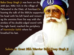 Singh Warrior