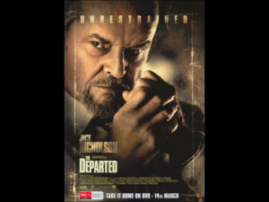 The Departed (Widescreen) DVD