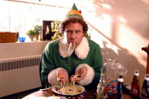 The Christmas comedy ' Elf ' is about one of Santa's little ...