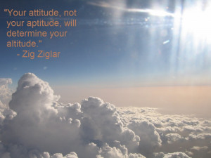 Zig Ziglar on Attitude