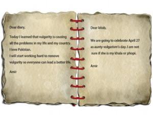 BLOG - Funny Quotes Dear Diary
