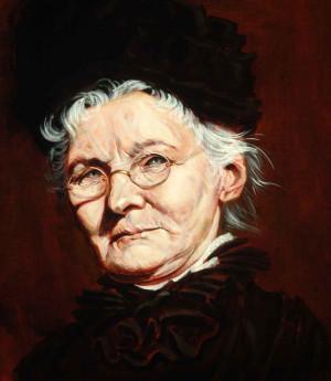 Mother Jones, referring to Mary Harris Jones