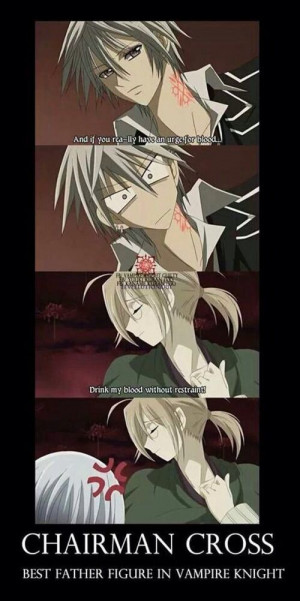 Vampire Knight || anime funny