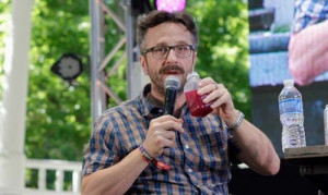"Sunday Snippet: Marc Maron on Social Media - ""It amazes me that we ..."