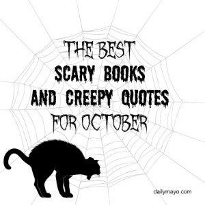 Scary Creepy Quotes