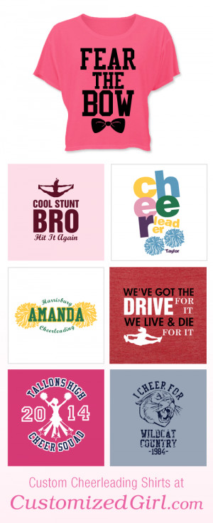 Cheerleading Quotes For Shirts Funny Popular Tee